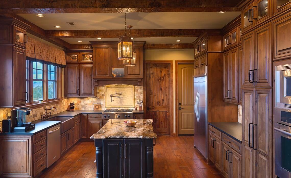 mountainside-lodge-kitchen-sineath