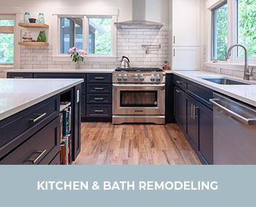 Kitchen & Bath Remodeling by Sineath Construction