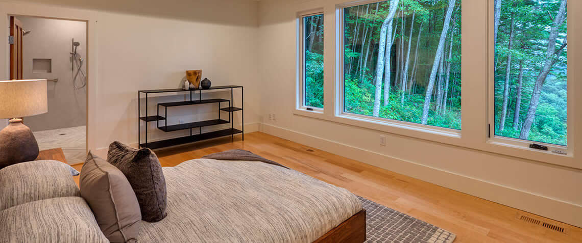 Primary bedroom remodel